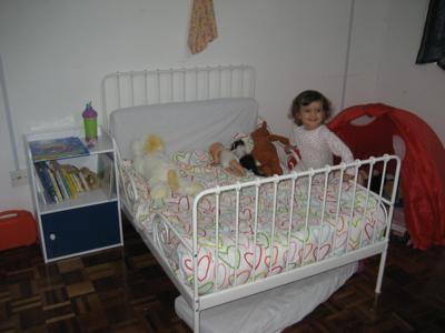Svara's room