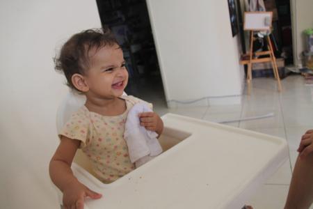 talisa laughing at svara